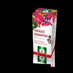 Virágos romantika illóolajkeverék 10 ml Medinatural