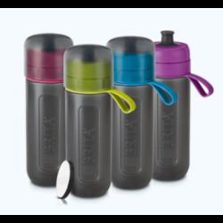 BRITA Fill&GO Active kék vízszűrő palack