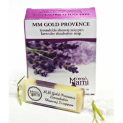 Shea vajas levendula szappan 100 g - MM Gold