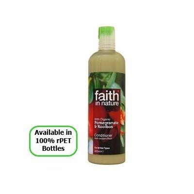 Gránátalma és Rooibos hajkondícionáló - Faith in Nature 250ml