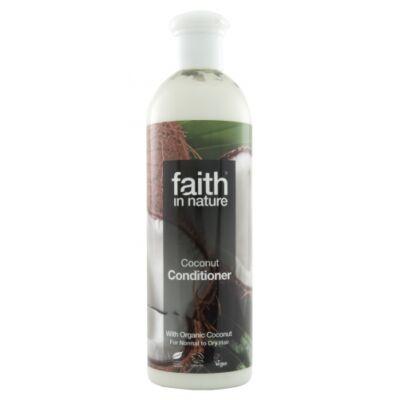Kókusz hajkondícionáló - Faith in Nature 250ml