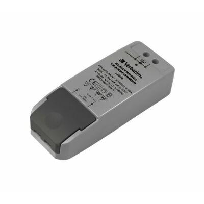 Elektromos transzformátor 12V-os LED izzóhoz, VERBATIM