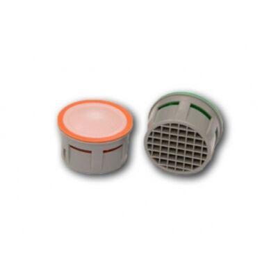 Víztakarékos perlátor (belső rész) - 5L/perc (okkersárga)