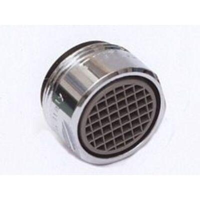 Víztakarékos perlátor külső menetes foglalattal  - 5L/perc (okkersárga)