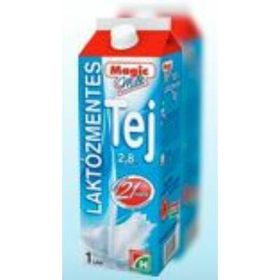 MAGIC MILK LAKTÓZMENTES TEJ 750ML