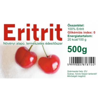 Eritrit 500 g - Lechner (tasakban)