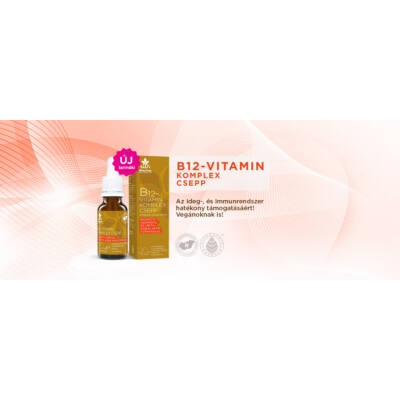 WTN B12-vitamin komplex csepp