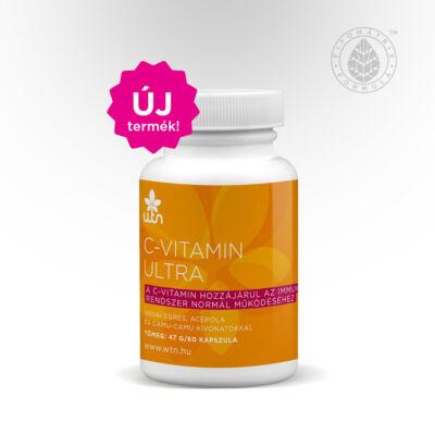 WTN C-vitamin ultra 60 kapszula