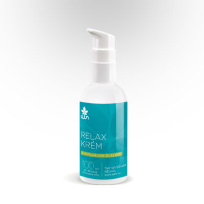 Relax krém 100 ml - Wise Tree Naturals