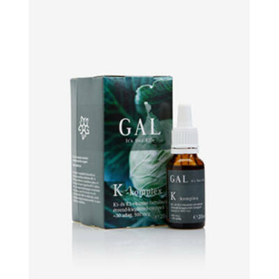 GAL K komplex vitamin csepp 20 ml (30 adag)