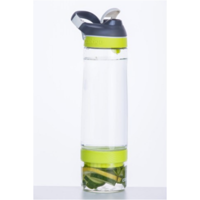 Contigo BPA mentes kulacs gyümölcsrekesszel lime 770 ml