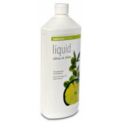 SODASAN BIO folyékony szappan citrom-oliva 1000 ml