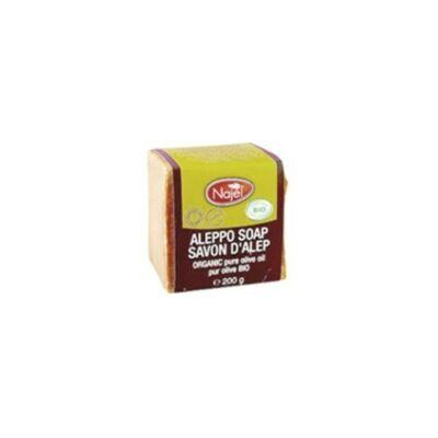 Szíriai oliva színszappan bio 200 g