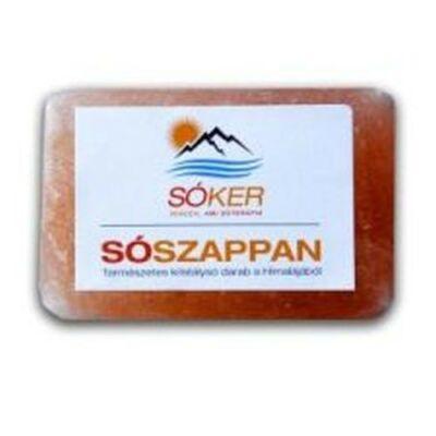 Himalája sószappan rózsaszín 300 g