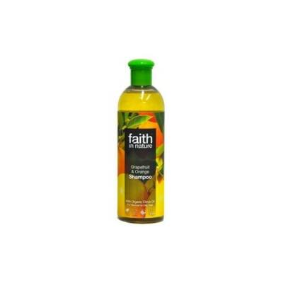 Grapefruit és narancs sampon - Faith in Nature (250ml)