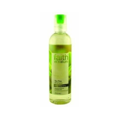 Teafa sampon - Faith in Nature (250ml)