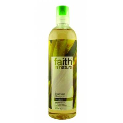 Tengeri hínár sampon - Faith in Nature (250ml)