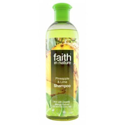 Ananász és lime sampon - Faith in Nature (250ml)
