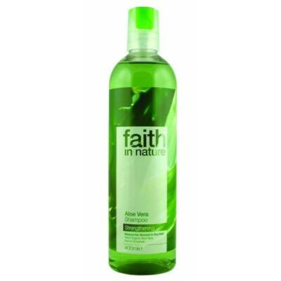 Bio aloe vera sampon - Faith in Nature (250ml)