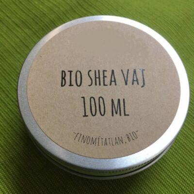 Finomítatlan shea vaj alumínium tégelyben 100 ml