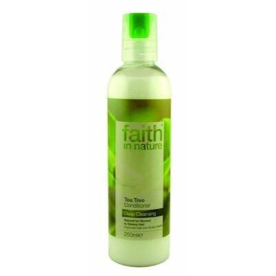 Teafa hajkondícionáló - Faith in Nature 250ml