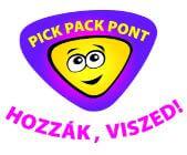 Pick Pack Pont szállítás