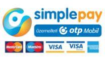 SimplePay fizetési lehetőség