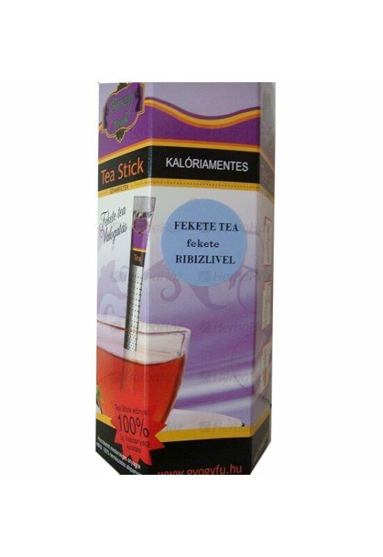 BOSZY TEA FEKETE TEA FEKETERIBIZLIVEL SZIVARFILTERES 12DB