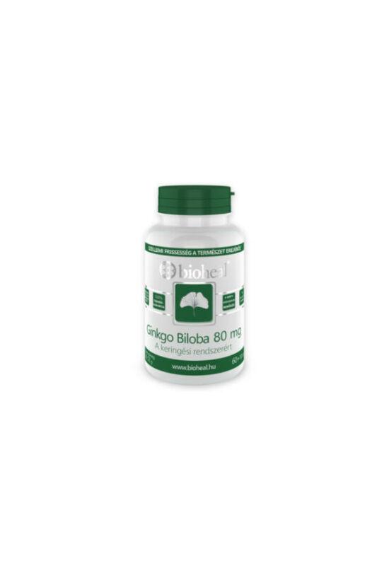 Bioheal Ginkgo Biloba (70 db kapszula)