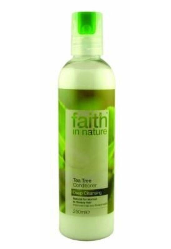 Teafa hajkondícionáló - Faith in Nature 250ml
